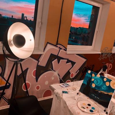 ArtNight Pro: Monet - Mohnblumen